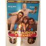 Afiche De Cine - Superagentes Y Titanes