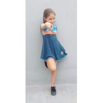 Vestidos Nena Modal Viscosa Verano .excelente Calidad!