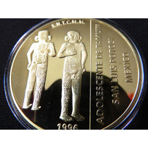 Moneda Medalla Casa De Moneda Adolecente Tamuin & Eppens