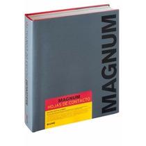 Libro - Magnum Hojas De Contacto - Tapa Dura Lujo