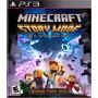 Minecraft Story Mode Episodios 1, 2, 3, 4 Y 5 Ps3 Digital