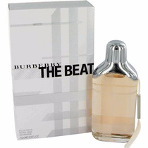 Perfume Burberry The Beat Edt 75ml E Gratis T Pais! M Pago!