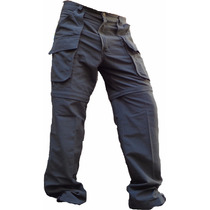 Pantalon Explora Desmontable Antidesgarro Ripstop Cargo