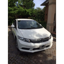Honda Civic 1.8 Lxs At Sedan 140 Cv L12