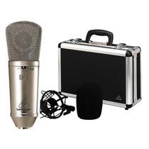 Microfone Condensador Behringer B-1 Pro Studio Original