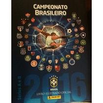 Figurinhas Avulsas Campeonato Brasileiro 2016 Panini Futebol