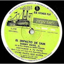 Sammy Davis Jr. El Impacto De Sam Simple Doble