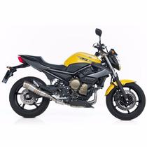 Escape Full Leovince Yamaha Xj 6 Xj6 Gp Pro Gppro 8210
