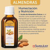 Swissjust Aceite De Almendras 50ml Swiss Just Envío Incluido