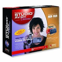 Capturadora De Video Pinnacle Studio Deluxe 9