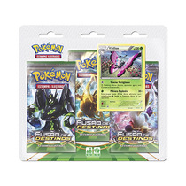 Pokémon Triple Pack Vivillon Xy 10 Fusão De Destinos