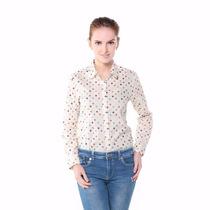 Camisa Casual Formal Mujer Talla Extragrande