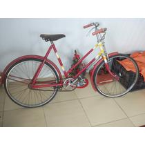 Antiguidade - Rara Bicicleta Inglesa Raleigh