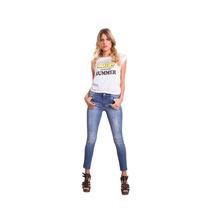 Remera Sin Mangas Gants Algodón Estampa Summer Octane Jeans