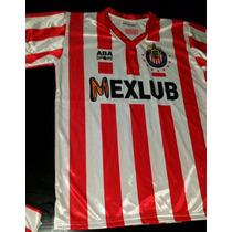 Jersey Chivas Abasport Local 93-94 Manga Corta