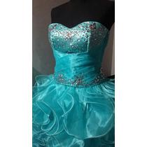 Vestido De 15 Años Bellisimo!! $9.000