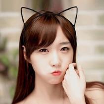 12 Diadema De Orejas De Gato, Moda Koreana, Diferente Modelo