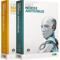 Licencia Eset Nod32 Antivirus 9 1 Pc Hasta 2022