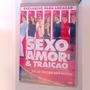 Dvd Filme Sexo Amor E Traição Brasileiro Comédia Original