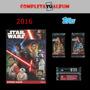 Laminas Star Wars - The Force Awakens (2016)