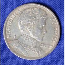 Moeda 10 Pesos Chile 1992