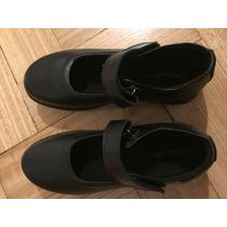 Zapatos De Colegio O Escolar Holley Nuevos Mujer
