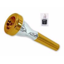 Bocal Trompete Jc Custom Bl2 Xlt Personalizado Brindes
