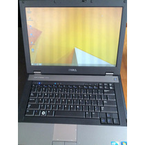 Laptop Dell Latitude E5410 I5 14 4gb 500gb Usada Windows 7