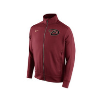 Nike Mlb Arizona Diamondbacks Chamarra Track Jacket Nva M