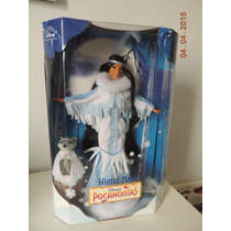 Barbie Pocahontas - Winter Moon - Disney - Serie Princesas