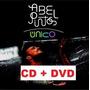 Cd + Dvd - Abel Pintos - Unico - Original/ Nuevo/ Sellado.-