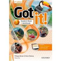 Got It ! Starter-student Book-workbook With Digital - Second
