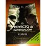 Libro El Proyecto De Investigacion