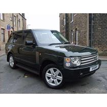 Range Rover Vogue Sucata Para Retirada De Peças Ano 2005