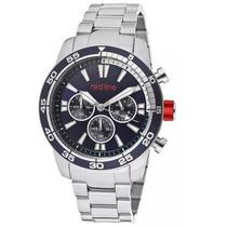 Relógio De Pulso Red Line Rl-60007 Ss Dial Original Mascu...
