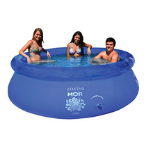 Piscina Redonda 2.400 Litros Inflavel Splash Fun Mor