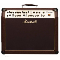 Amplificador Para Violão Combo Marshall As100d