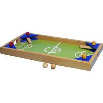 Futbolito De Madera - Material Didactico