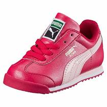 Tenis Puma Para Mujer Color Rosa