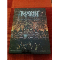 Malón - El Regreso Más Esperado (dvd+cd)