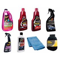 Kit Full Meguiar´s 8 Productos