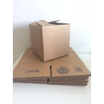 Caja De Carton 6x6x6 (armable)