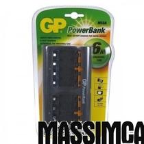 Cargador Gp De 8 Baterias Aa/aaa Pb22 Nuevo