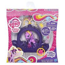 Mi Pequeño Pony Carruaje Real Princess Juguetería El Pehuén