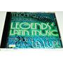Cd Legends Of Latin Music / Machito Celia Tito Palmieri Etc