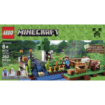 Lego Minecraft 21114 The Farm