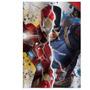 Thermos Funtainer Iron Man Y Capitán América