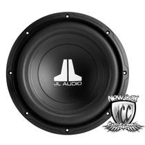 Sub Woofer Jl Audio 10 W0v3-4 300w Rms 10 Pol. + Brinde Rca