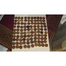 Lote De 100 Monedas De 1 Centavo De Dolar Eeuu Serie 8.5