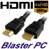 Cable Hdmi 3 Metros Mts Full Hd 1080p Local Rosario Centro